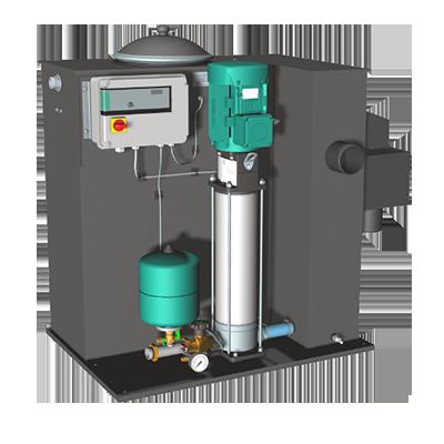 Máy bơm nước Wilo-Economy CO/T-1 Helix V